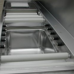 Roller dishwash table for Diswash Tabling Page (1)