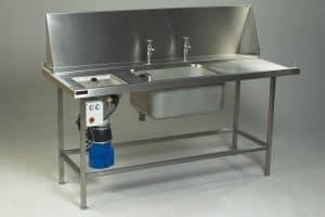 Dishwash Tabling